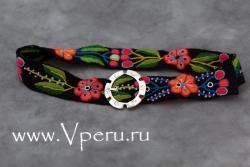 Пояс Аякучо - дизайнерской работы из Перу