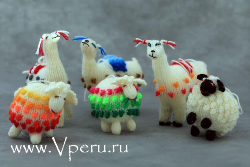 Вязание игрушки вышивка