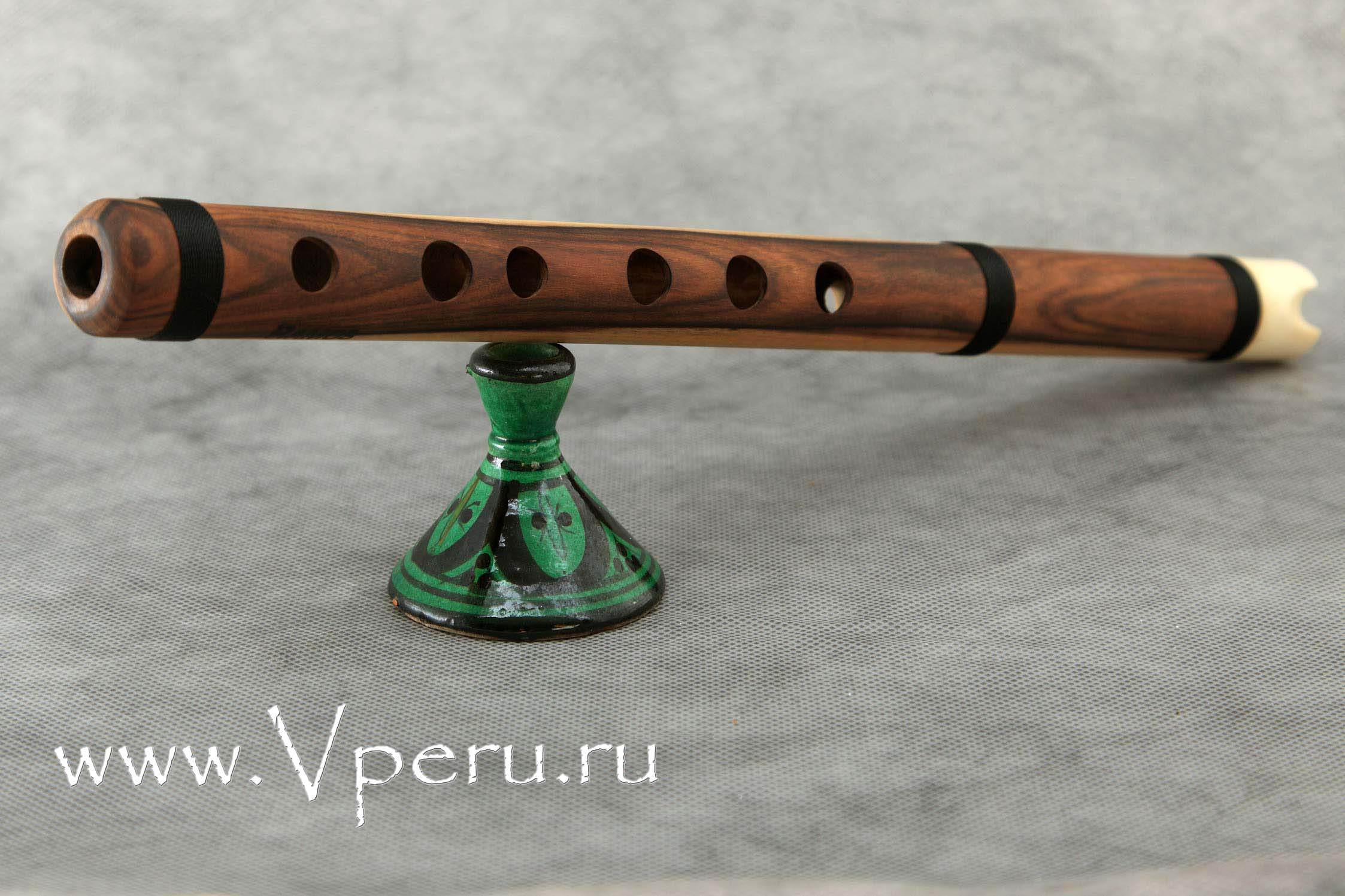 Как сделать флейту кену